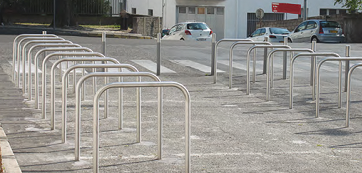 arceaux vélo andria