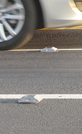 Plot routier solaire - Plot de signalisation ...