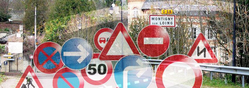 signalisation panneaux