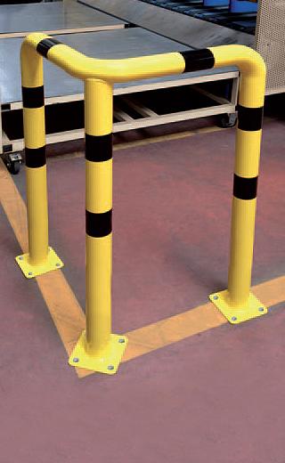 Arceaux d'angles à 3 pieds