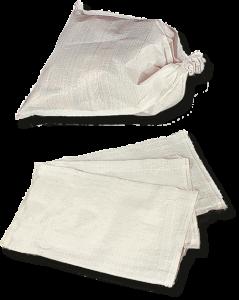 balisage sac de lestage