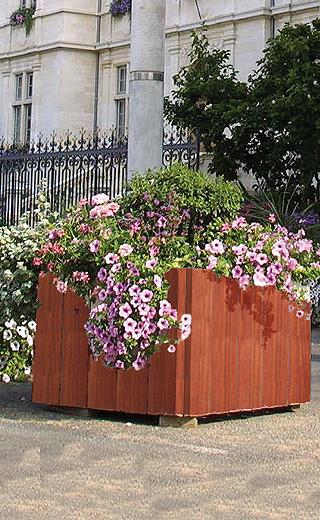 Jardinières Porto